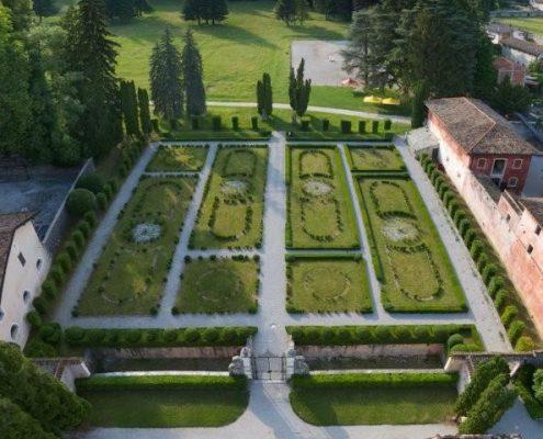 Giardini Palazzo D'Attimis Maniago