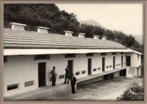 foto storica salumificio Del Ben