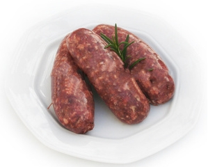 sausage with liver